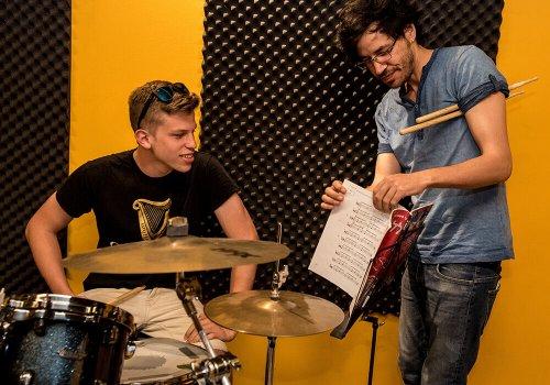 drum-teacher